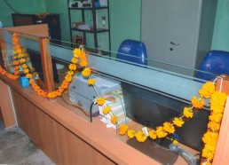 CDCC BANK SHENGAON BRANCH OPENING